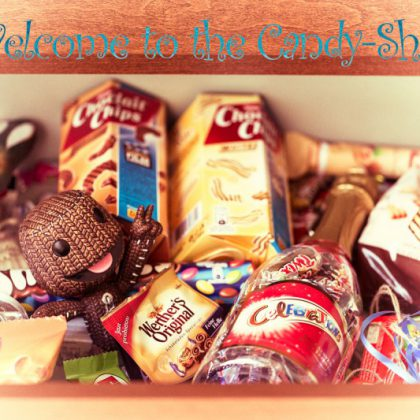 Welcome to the candy-shop