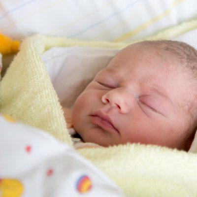 Heute wurde meine Nichte Alexis geboren…