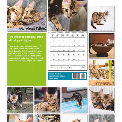 Suki and Percy calendar