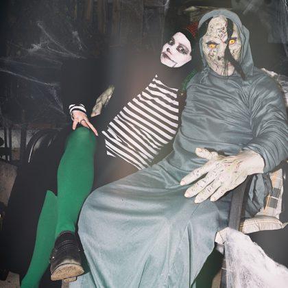 Halloweenparties