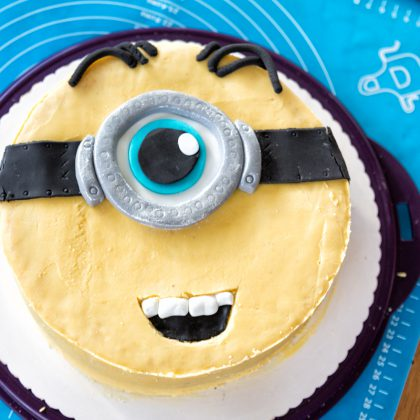 Happy Birthday wünscht ein Minion