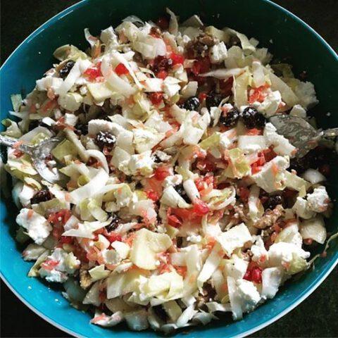 Chicoree-Salat