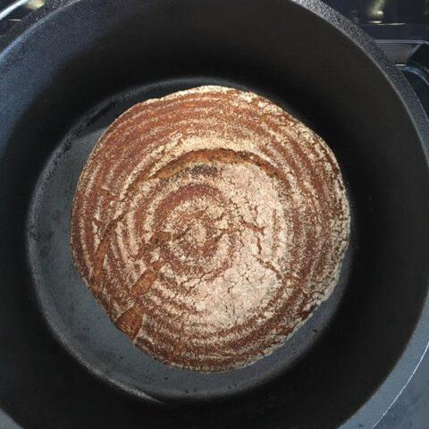 Northwest Sourdough Brot